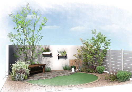 庭・ガーデン|千葉 外構 エクステリア