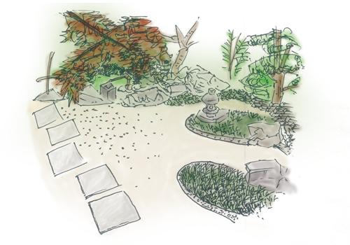 和風庭園|千葉 外構・エクステリア
